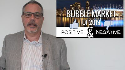 The Vancouver Real Estate Bubble