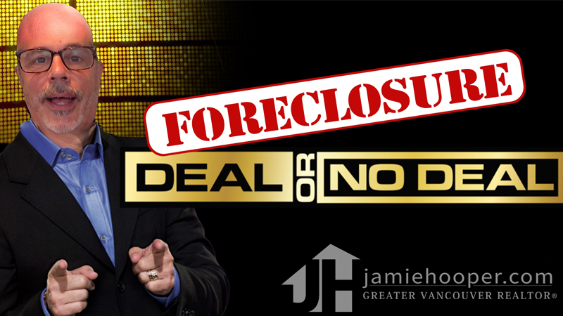 Vancouver Home Foreclosures