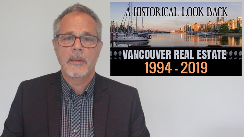 History of Vancouver Real Estate