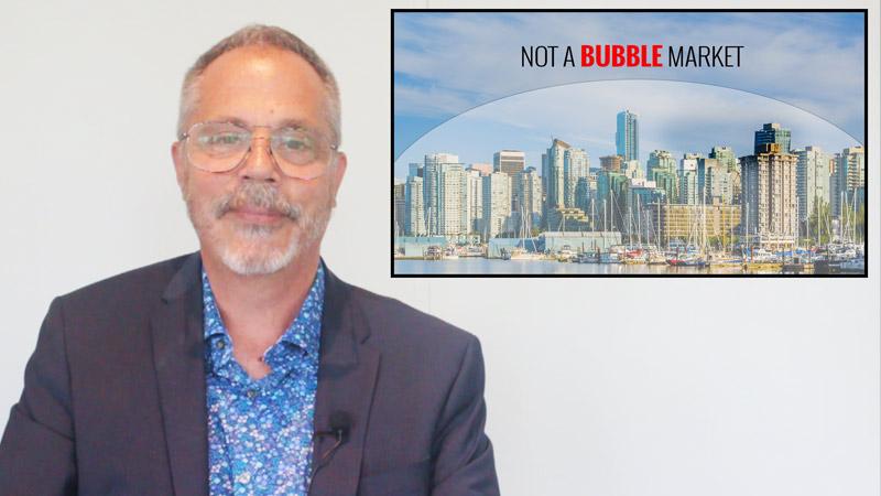 Not A Bubble Market